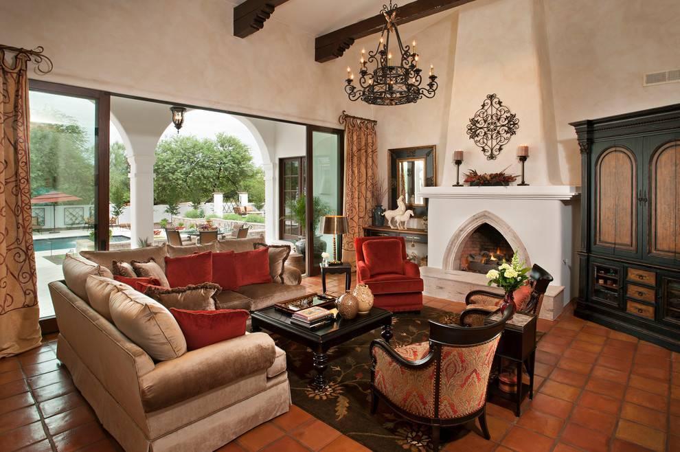 Итальянский стиль в интерьере квартиры, аксессуары для интерьера