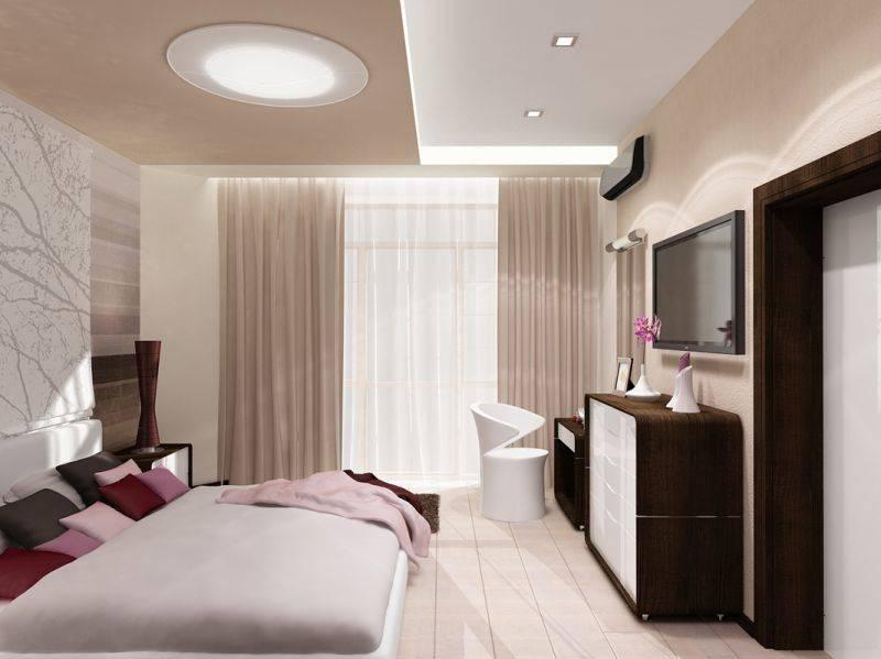Спальня 11 кв. м. — примеры идеальной планировки, зонирования и дизайна (200 фото новинок)