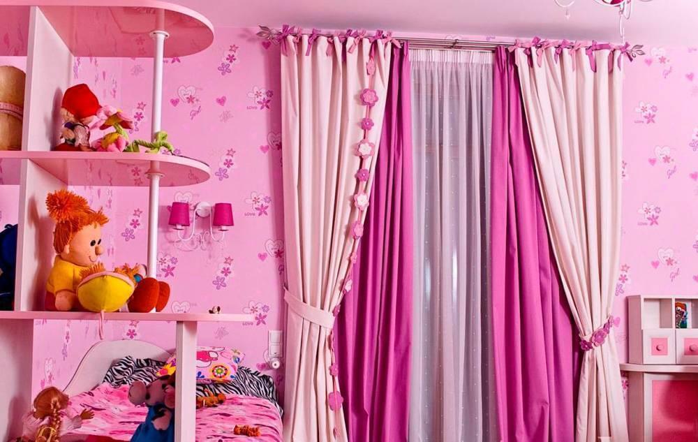 Выбираем шторы для девочки-подростка