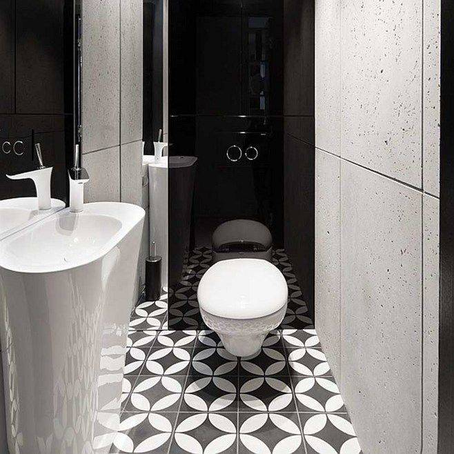 Плитка в туалет (85 фото): как выбрать материал для отделки ванной, «кабанчик»для пола и стен, какая керамическая продукция самая хорошая