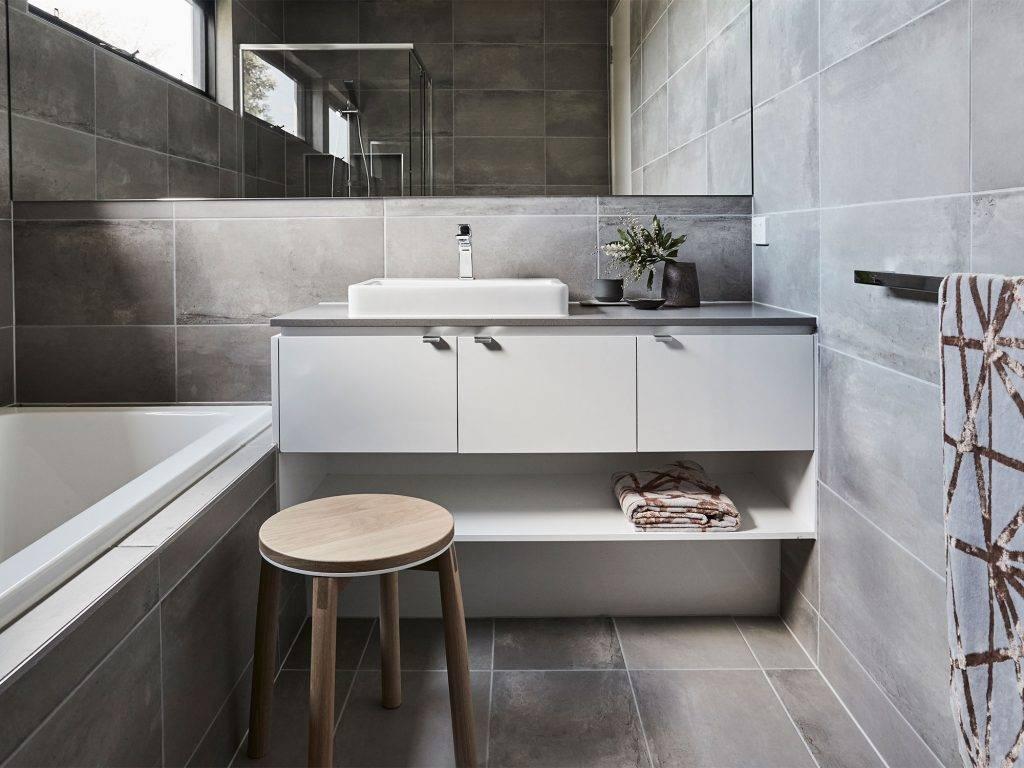 Дизайн ванной комнаты в современном стиле: лучшие идеи, фото реальных примеров