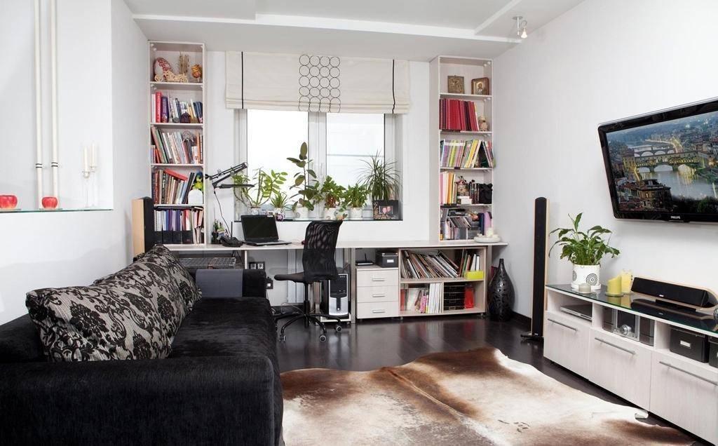 Как использовать угол в гостиной, 20 способов дизайна и 80 фото