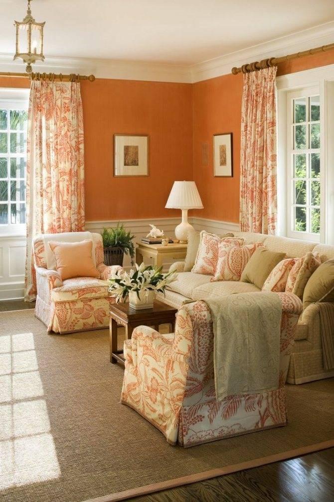 Персиковая кухня, благоприятные оттенки для удачного дизайна в разных стилях, особенности и преимущества персиковой палитры - 17 фото