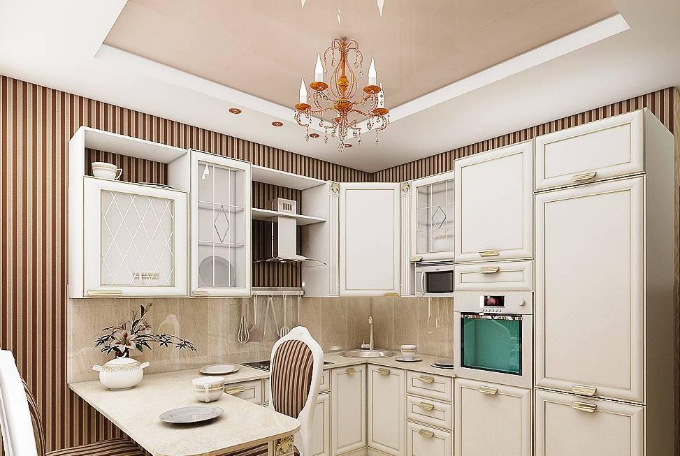 Кухня в голубом цвете - 70 фото лучших новинок уютного дизайна