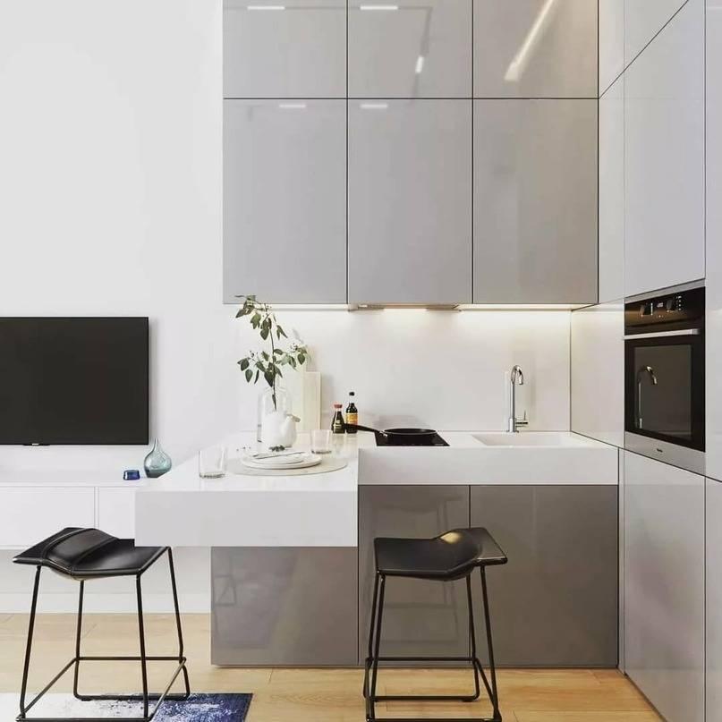 Современная кухня 2021. 200 свежих идей с фото
