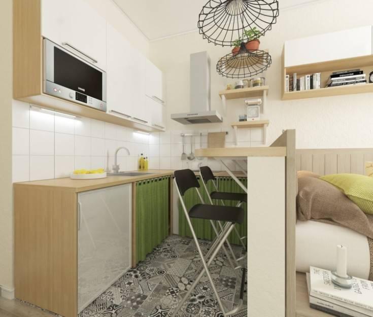 Интерьер студии 26 кв. м. (68 фото): варианты дизайна и бюджетной планировки квартиры