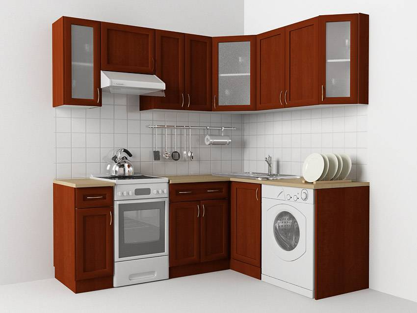 Мебель для кухни эконом класса 2020
