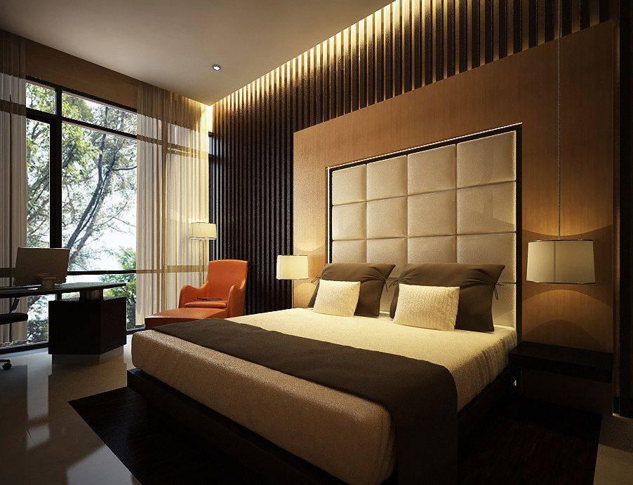 Спальня в стиле модерн: особенности стиля, фото интерьеров