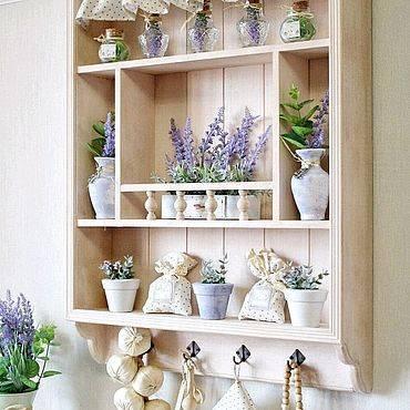 Полочки для кухни на стену: фото готовых моделей, монтаж и особенности изготовления своими руками
