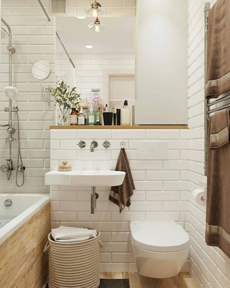 Скандинавский стиль: нордический характер в интерьере ванной комнаты