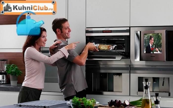 Телевизор на кухне (12 фото) - как правильно разместить