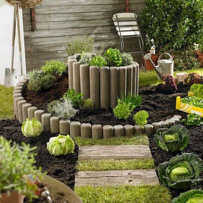 Декор дачи своими руками. идеи декора дачи и украшение сада. фото
