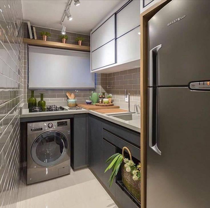 Дизайн кухни 6 кв м: 135 фото реального дизайна и лучшие идеи украшения маленьких кухонь