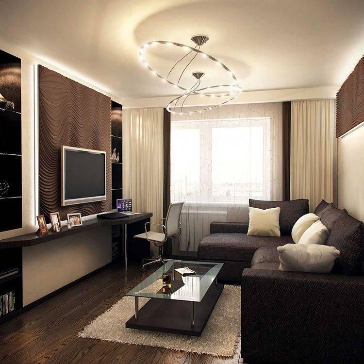 Создаем дизайн зала в квартире. 35 идей для разных интерьеров