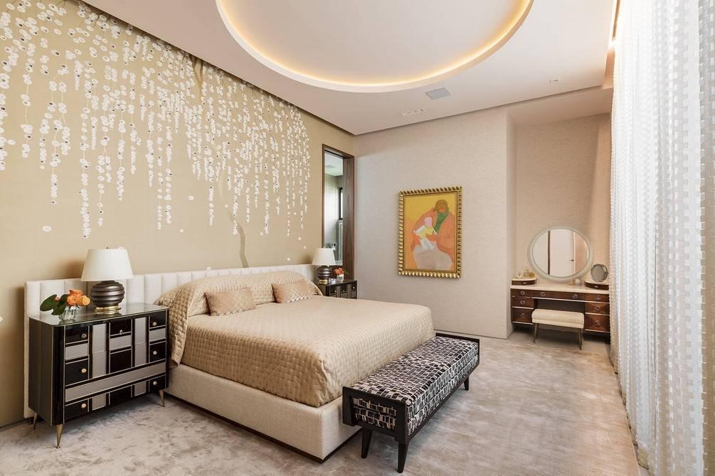 Светлые обои в спальню ⭐: примеры идеального сочетания. топ-150 фото красивого дизайна обоев