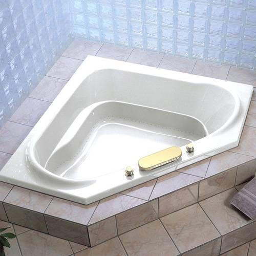 Стандартные размеры ванн: стандартные габариты сантехники из акрила и чугуна