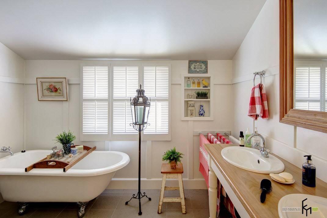 Интерьер ванной комнаты: правила отделки, выбор материалов и варианты дизайна (105 фото)