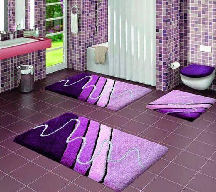 8 советов по выбору коврика в ванную комнату