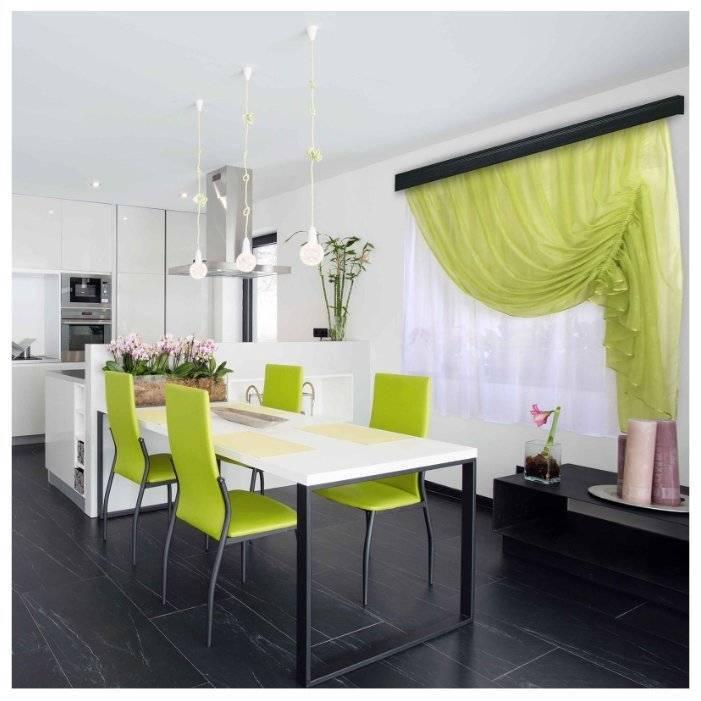 Черно-белая кухня: топ-100 фото новинок с эксклюзивным дизайном. секреты идеального сочетания интерьера кухни в черно-белых тонах