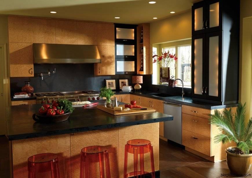 Кухня в японском стиле: примеры мебели, цветовой гаммы, идей дизайна на 88 фото