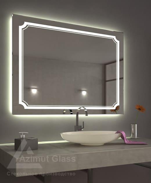 Зеркала в интерьере ванной: правила и принципы расположения и оформления