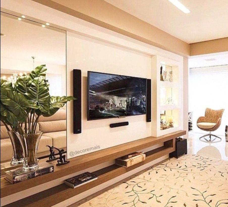 Телевизор в гостиной - 110 фото реальных примеров оформления телевизора в гостиной