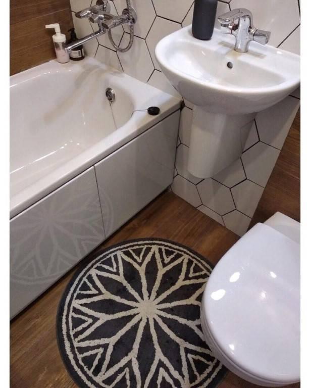 Дизайн туалета в «хрущевке»: идеи оформления