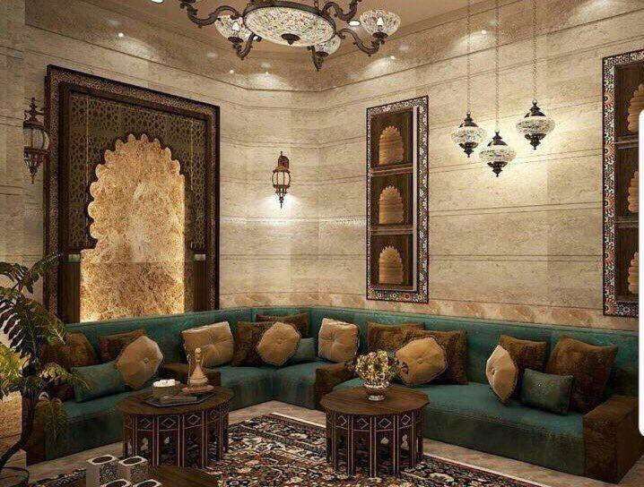 Плитка в восточном стиле: красивые идеи для интерьера