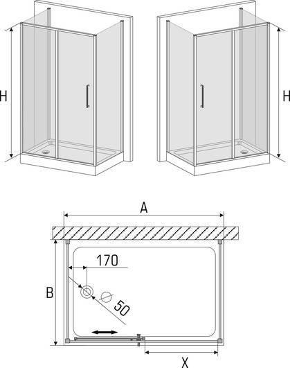 Стандартные размеры туалета - все о канализации