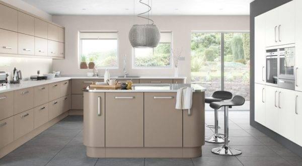 Цвет капучино в интерьере кухни +75 фото примеров дизайна - «интерьер кухни» » «дизайна интерьера»