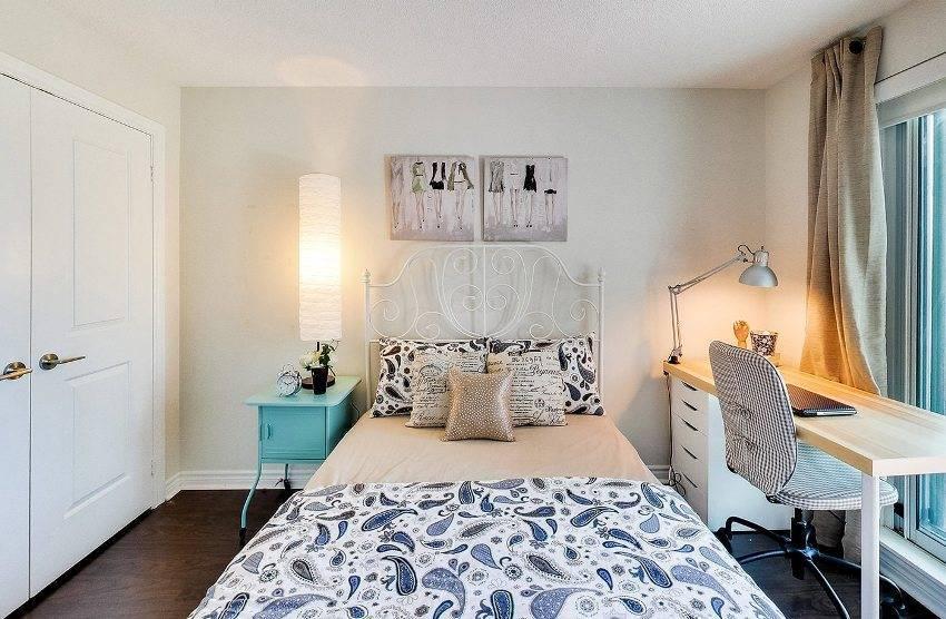 Дизайн маленькой спальни 9 кв.м: фото лучших идей дизайн маленькой спальни 9 кв.м: фото лучших идей