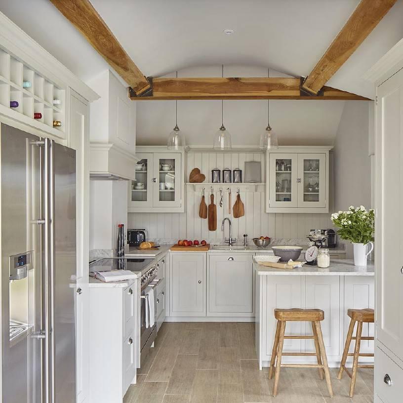 Фото интерьеров маленьких кухонь