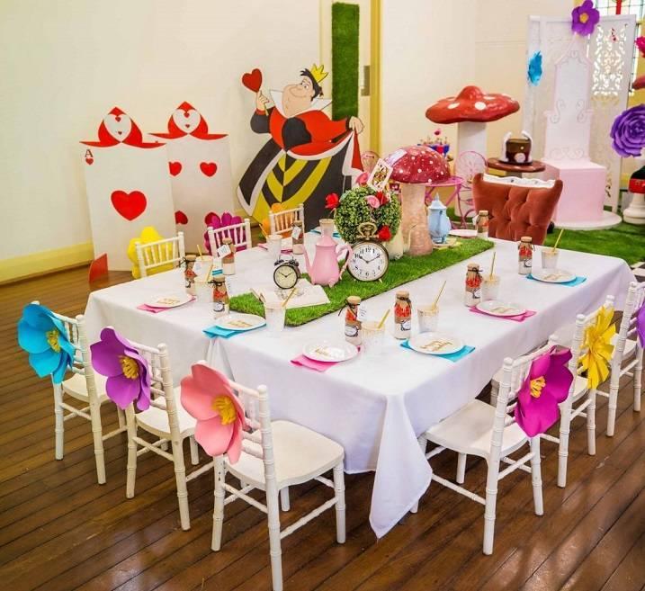 Как украсить стол на день рождения. 33 оригинальных идеи, которые можно претворить в жизнь
