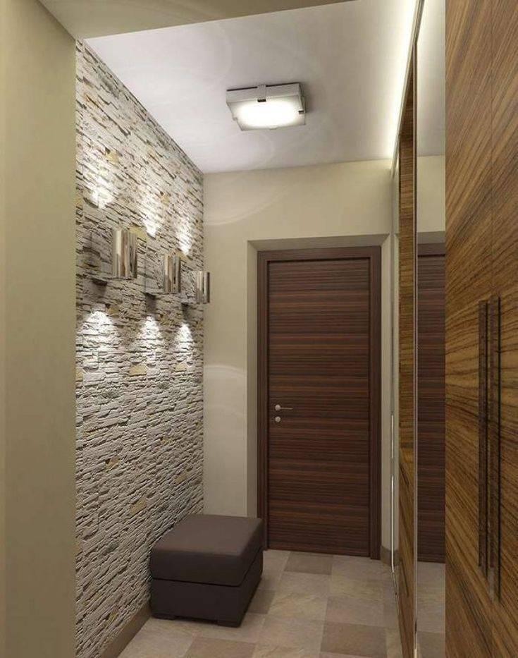 Панели в коридоре на стены (55 фото): интересные идеи отделки стен в прихожей панелями из пвх, мдф и других материалов. варианты дизайна интерьера
