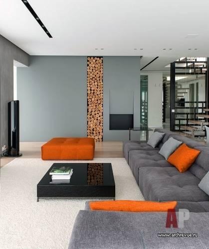 Дизайн интерьера гостиной - 70 фото, оригинальные идеи ремонта и отделки 2019