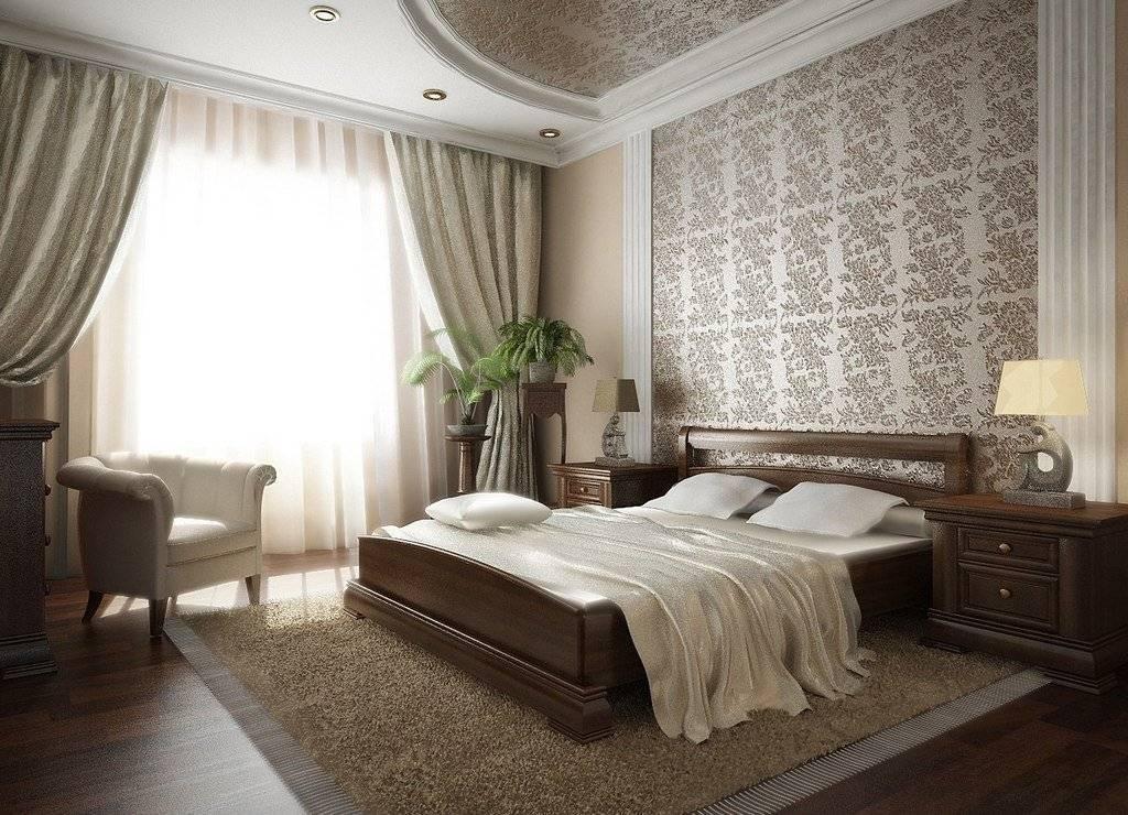 Спальня в частном доме: 100 фото лучших идей дизайна интерьеров