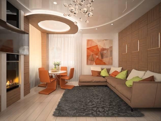 Планировка гостиной: 10 интересных проектов   3d планировщик зала