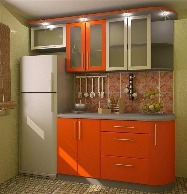 Бюджетные кухни: варианты дизайна интерьера комнат эконом класса в частном доме   дизайн и фото