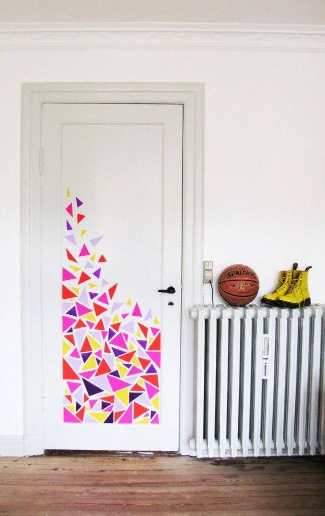Декор дверей своими руками (оформление и украшение) декор дверей своими руками (оформление и украшение)