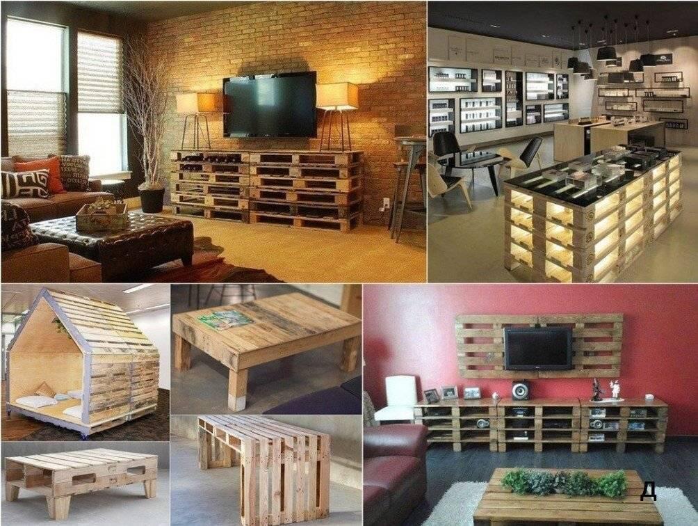 Садовая мебель из поддонов своими руками: 18 фото. красивые интерьеры и дизайн