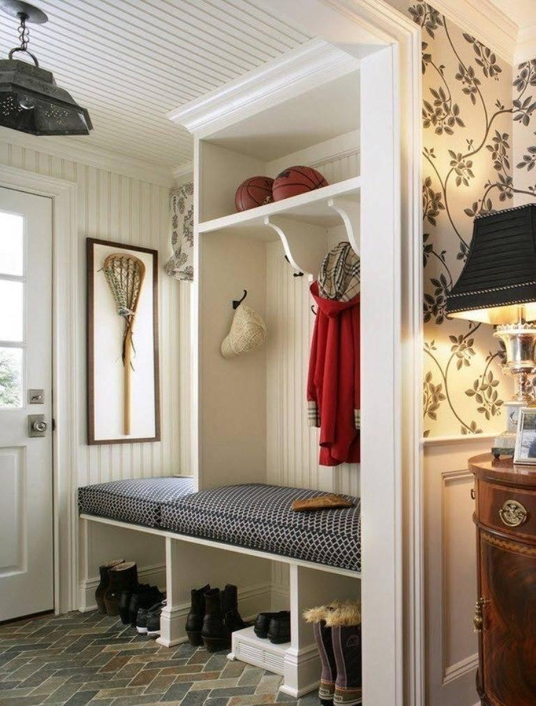 Прихожая в доме: дизайн и идеи оформления интерьера своими руками
