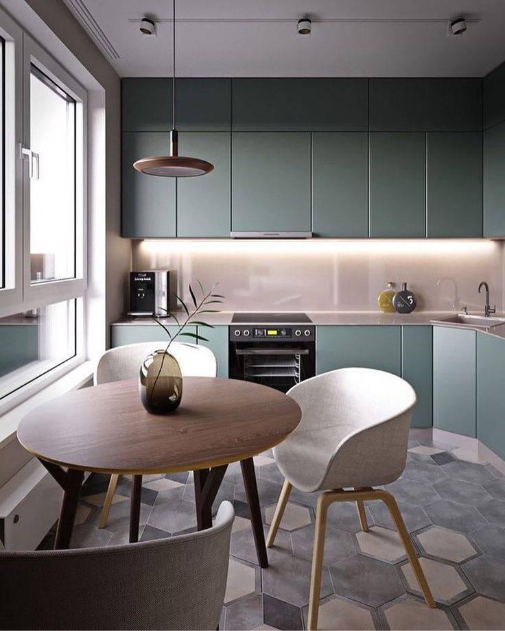Дизайн кухни – 17 лучших идей и 150 реальных фото