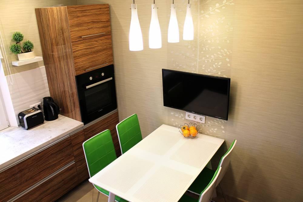 Как выбрать маленький, недорогой, телевизор на кухню