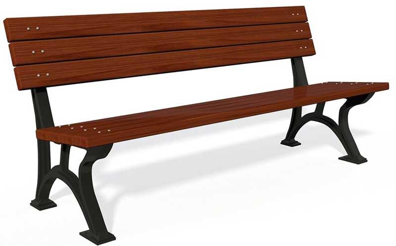 Делаем скамейки из досок