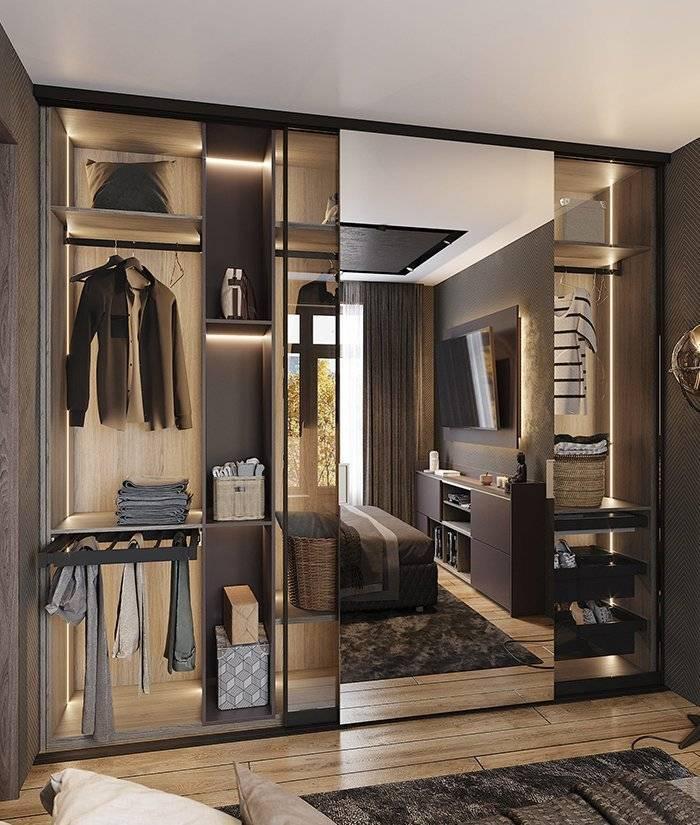 Шкаф купе в прихожую - виды конструкций | как выбрать?
