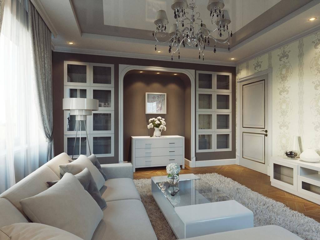 Дизайн интерьера зала в 16 кв. м: примеры с фото и подробным описанием
