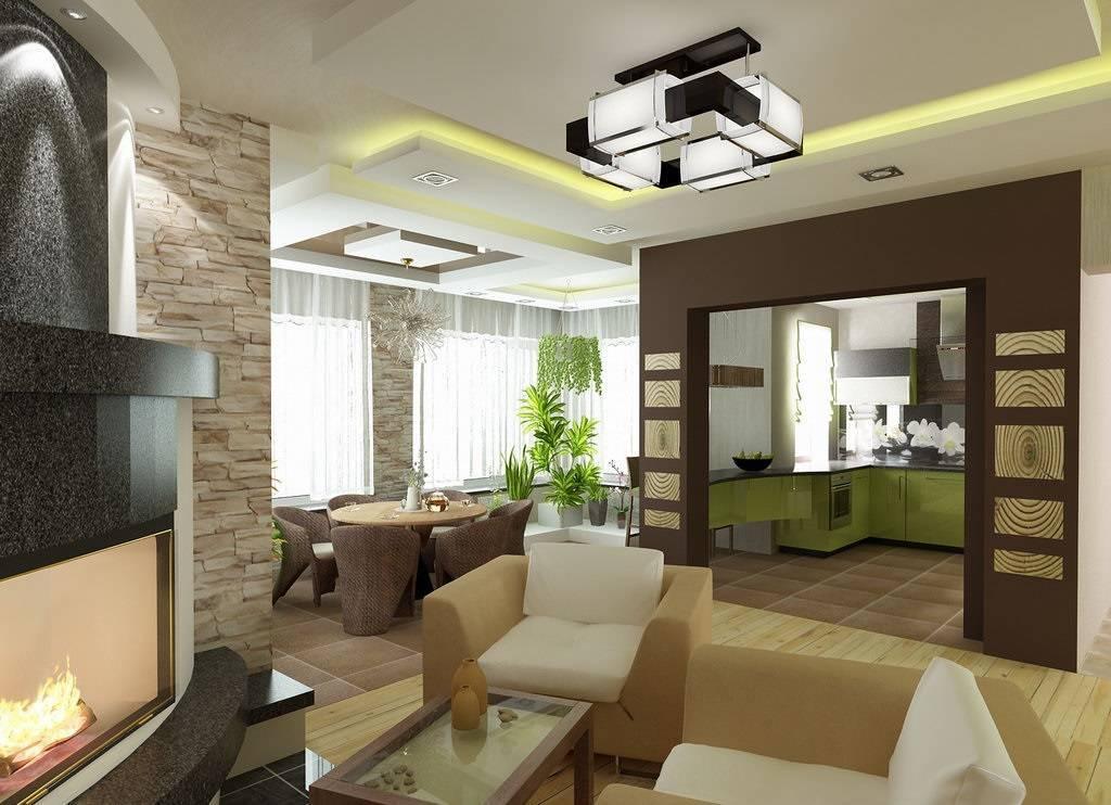 Дизайн интерьера совмещенной кухни: преимущества и недостатки, как совместить, зонирование, стилевые решения, объединение с балконом или лоджией   ileds.ru