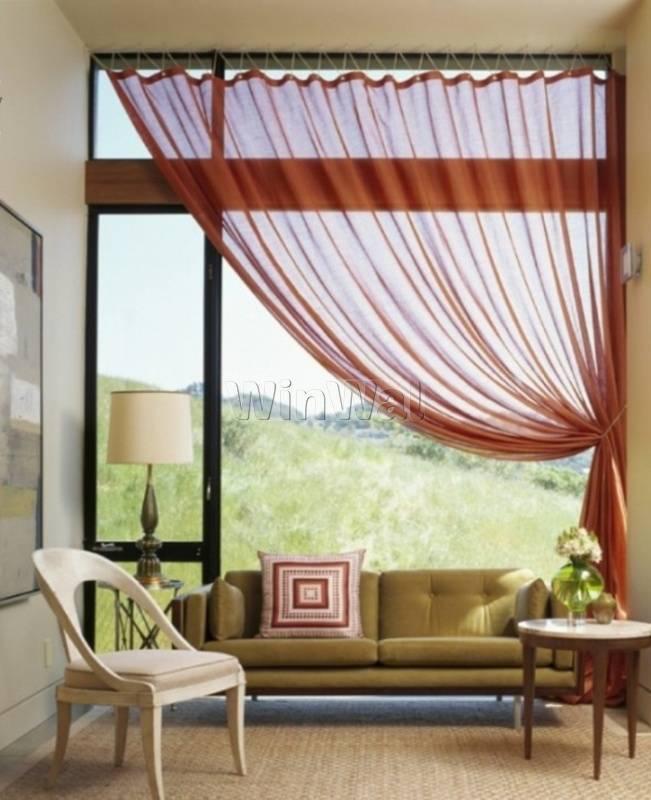 Тюль на окна - 125 фото идей дизайна и удачного сочетания в интерьере