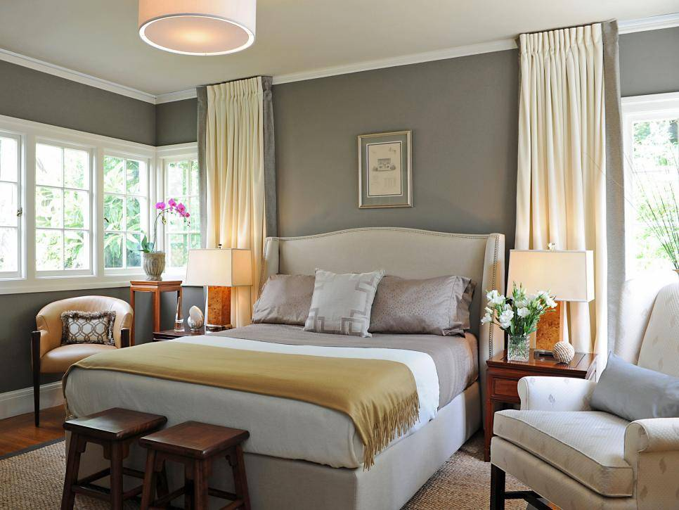 Голубая спальня: 140 фото лучших новинок дизайна спальни