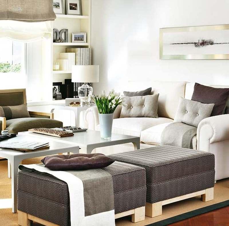 Диван в гостиную: дизайн, виды, материалы, механизмы, формы, цвета, выбор места расположения
